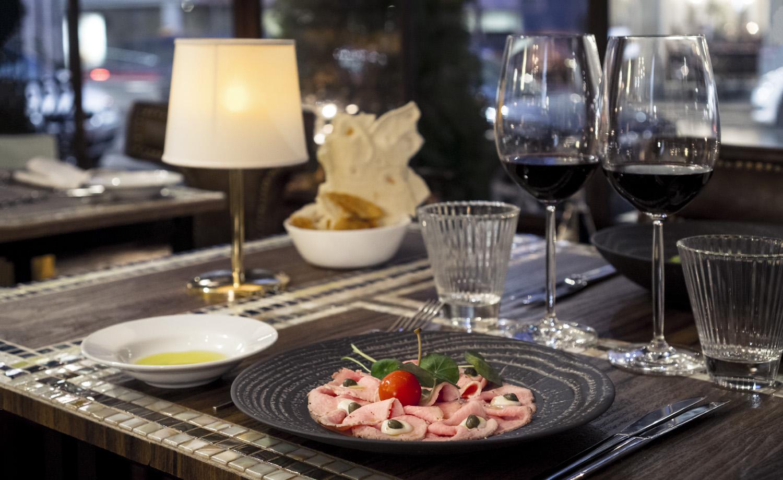 italiensk restaurant frederiksberg rolighedsvej